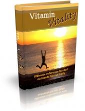 Vitamin Vitality Private Label Rights