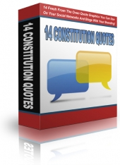 14 Fresh Constitution Quotes Private Label Rights