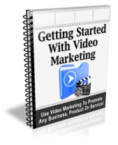 Getting Started With Video Marketing Newsletter Private Label Rights