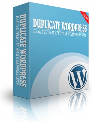 Easily Duplicate Your WordPress Site