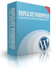 Easily Duplicate Your WordPress Site Private Label Rights