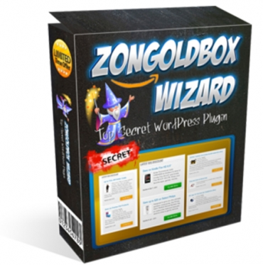 ZonGold Box WP Plugin