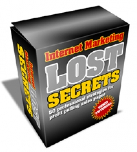 Internet Marketing Lost Secrets