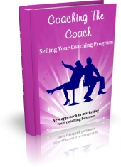 Selling Your Coaching Program Private Label Rights