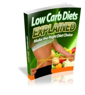 Low Carb Diets Explained Private Label Rights