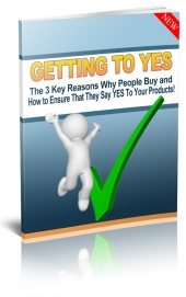 Getting to Say YES! Private Label Rights