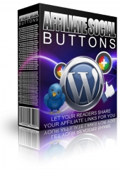 Affiliate Social Buttons Private Label Rights
