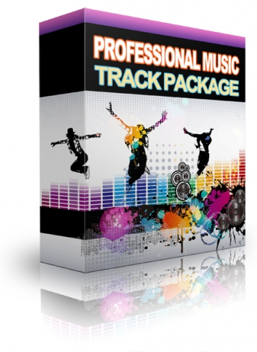 Professional Music Track Package