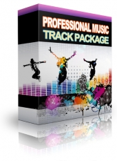 Professional Music Track Package Private Label Rights