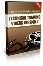Technical Training Videos v2 Private Label Rights