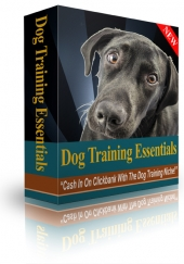 Dog Training Essentials Version 2 Private Label Rights