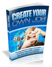 Create Your Own Job Private Label Rights