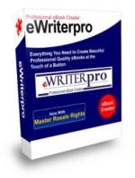 eWriterPro - Professional eBook Creator Private Label Rights