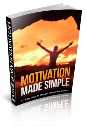 Motivation Made Simple Private Label Rights