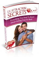 Ex Attraction Secrets Private Label Rights
