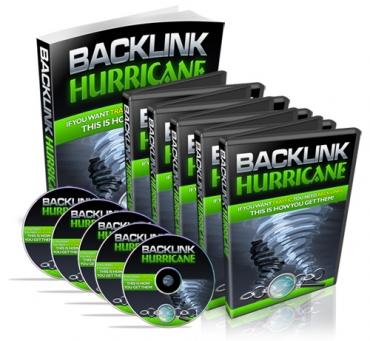 Backlink Hurricane