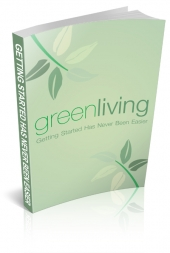 Green Living Private Label Rights