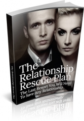 The Relationship Rescue Plan Private Label Rights