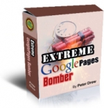 Extreme Google Pages Bomber Private Label Rights