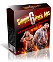 Simple 6 Packs Abs Private Label Rights