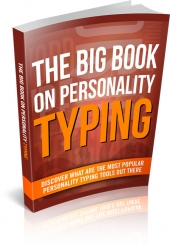 The Big Book On Personality Typing Private Label Rights