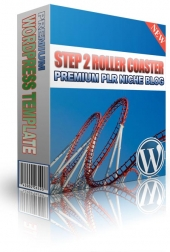 Step 2 Roller Coaster PLR Niche Blog Private Label Rights