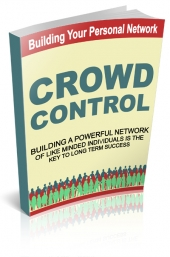 Crowd Control Private Label Rights
