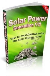 Solar Power Sensation Version 2 Private Label Rights