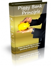 Piggy Bank Principle Private Label Rights