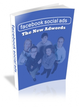 Facebook Social Ads : The New Adwords