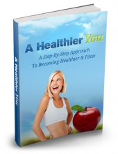 A Healthier You Private Label Rights
