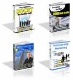 4 Pack PLR eBooks Private Label Rights