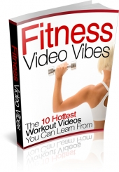 Fitness Video Vibes Private Label Rights