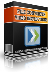 Convert Video File Formats Using Free Web Based Service Private Label Rights