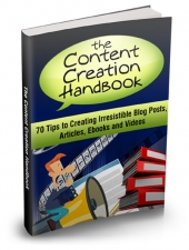 Content Creation Handbook Private Label Rights