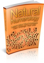 Natural Numerology Private Label Rights