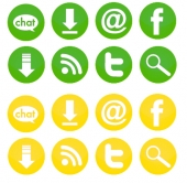 Social Media Icons Private Label Rights