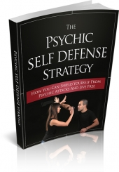 The Psychic Self Defense Strategy Private Label Rights