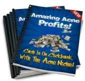 Amazing Acne Profits Private Label Rights