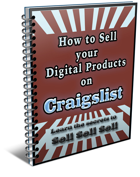 How To Sell Your Digital Products On Craigslist