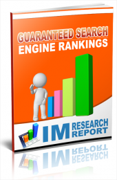 Guaranteed Search Engine Rankings Private Label Rights