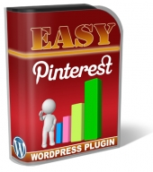 Easy Pinterest WordPress Plugin Private Label Rights