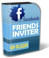 Facebook Friends Inviter WP Plugin Private Label Rights