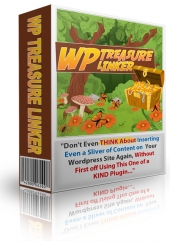 WordPress Treasure Linker Plugin Private Label Rights