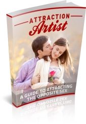 Attraction Artist Private Label Rights