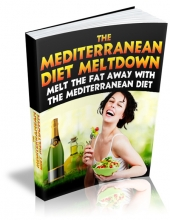 The Mediterranean Diet Meltdown Private Label Rights