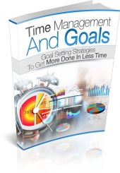 Time Management And Goals Private Label Rights