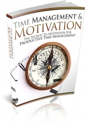 Time Management And Motivation Private Label Rights