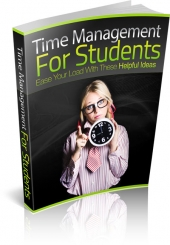Time Management For Students Private Label Rights