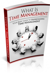 What Is Time Management Private Label Rights